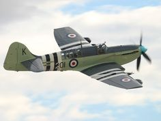 RAF Fairey Firefly Fighter