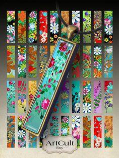 Para imprimir la floreciente jardín 0.5 pulgadas de x3 por ArtCult