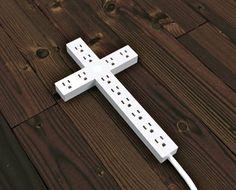 Cruxifix Surge Protector