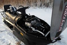 Общие рекомендации по заправке снегохода Тайга бензином