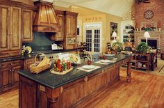 modern kitchen design ideas backyard kitchen design ideas small kitchen with island design ideas #Kitchen