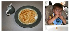 Carrot and Cinnamon Waffles 2 large eggs 1 cup all-purpose flour 1 cup ...