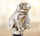 love this pottery barn bulldog stopper. #uga