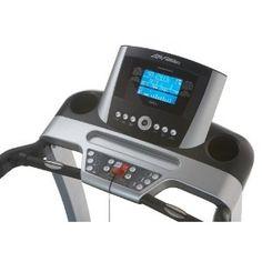 Life Fitness T3 Treadmill Console