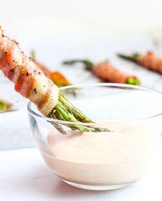 Spicy Garlic Aioli - Easy, 5 Ingredients -