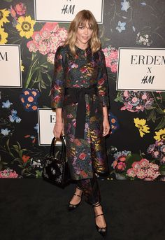 Jamie King attends the H&M x ERDEM Runway Show & Party at The Ebell Club of Los Angeles.
