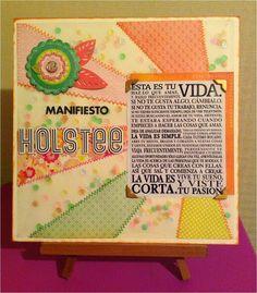 Manifiesto Holstee