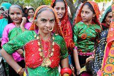 Ahir women of India