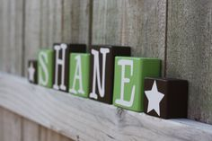 cute name letters