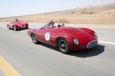 1955 OSCA MT4-TN and 1952 OSCA MT4