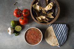 My Garden Fresh Favorites   3 Tomato Recipes   Recipe   Homemade Salsa   Joanna Gaines   Waco, TX
