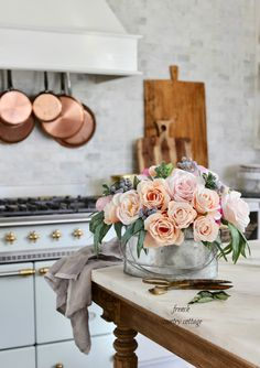 French Cottage Bathroom Before & After, Tips and Giveaway - French Country Cottage French Country Kitchens, French Country Bedrooms, French Country Cottage, Country Farmhouse Decor, French Country Style, Farmhouse Décor, French Country Furniture, Country Bathrooms, Country Cottages