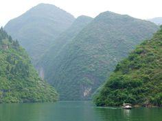 Yangtze River or Cháng Jiāng