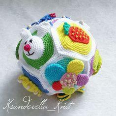 Baby Knitting Patterns Adorable little amigurumi bumblebee toy crochet pattern to m… Crochet Baby Toys, Crochet Amigurumi, Crochet Animals, Crochet For Kids, Crochet Dolls, Free Crochet, Knit Crochet, Crochet Monkey, Baby Knitting Patterns