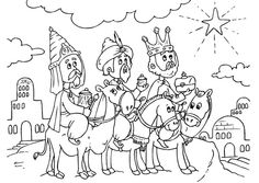 Epiphany coloring pages for children New Year Coloring Pages, Coloring Sheets For Kids, Bible Coloring Pages, Cool Coloring Pages, Christmas Coloring Pages, Printable Coloring Pages, Coloring Books, Easter Colouring, Les Trois Rois Mages