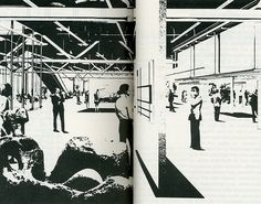 Richard Rogers and Renzo Piano. Auca. 33 1975: 42