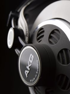 """AKG - Audiophile High End Heaphones"" !...  http://about.me/Samissomar"