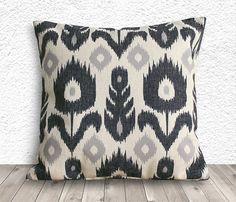 Pillow Cover Pillow Case Cushion Cover Linen Pillow by 5CHomeDecor, $14.99