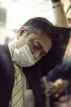 Sleep well Salaryman.
