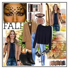 """""""fall"""" by ena-ena ❤ liked on Polyvore featuring Charlotte Tilbury and Urban Decay"""