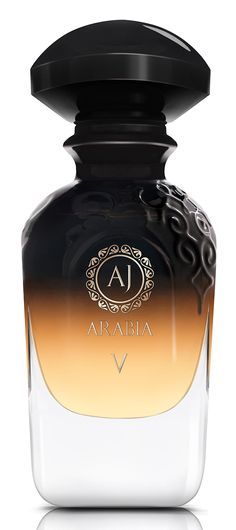 Black V by AJ Arabia is the final creation in the Black Collection by the #perfume house's founder, Ali Aljaberi!