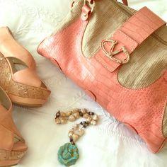 HP Valentino Handbag In good condition. Normal wear. Small mark on back of handbag Valentino Bags
