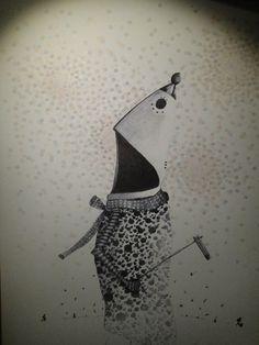 """""""el matraca"""" by Tincho Garabatos, via Behance"""