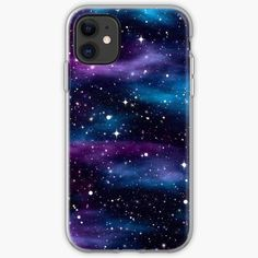 """""""Starry Sky Galaxy"""" iPhone Case & Cover by HavenDesign Iphone 4s, Iphone Wallet, Galaxy Print, Teen Fashion Outfits, Iphone Case Covers, Cyber, Mall, Finding Yourself, Group"""