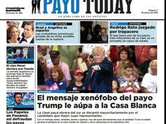 'Payo Today' el periódico gitano que devuelve los prejuicios