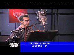 CARS 2 - In the Studio - YouTube