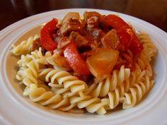 Vegetarisches Gulasch #rezept #recipe #vegetarian #vegetarisch #veggie
