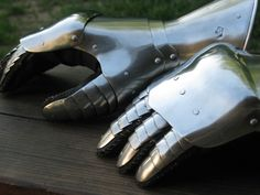 Gauntlets - Wassonartistryphotos