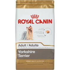 10-Pound, Reduce Dental Plaque and Limit Tartar Formation Yorkshire Terrier Dry Dog Food * Read more at the image link. (This is an affiliate link) #DogFood