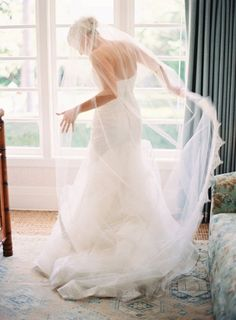 beautiful veil... #wedding #bride #weddingdress