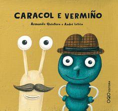 pt - Caracol e Lagarta Diy Cristals, School Murals, Bilingual Education, Chenille, Classroom Fun, Reading Time, Teaching Spanish, Native American Art, Book Cover Design