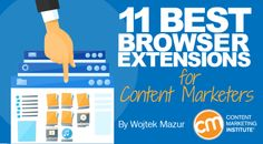11 Best Browser Extensions for Content Marketers http://amapnow.com http://my.gear.host.com http://needava.com http://renekamstra.com