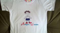 Camiseta CEI Amigos do Lukinha