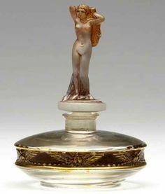 """1919 Viard Perfume Bottle for Boissard """"Madelon"""""""