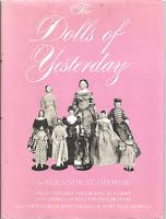 Victorian Dolls, Victorian Traditions, The Victorian Era, and Me: The Molly Brinkerhoff Doll - Buried With A Families Cherished Possession During The Revolutionary War
