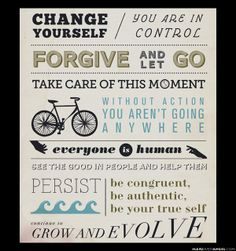 Change yourself. You are in control. Grow and evolve from Marcandangel.com