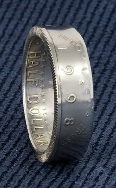 1998 JFK Kennedy 90 Silver US Half Dollar Double by NashvilleMint, $50.00