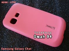 Kode Barang 1770 Jual Silikon Soft Case Samsung Galaxy Chat B5330 Merah Hati (Pink) | Toko Online Rame - rameweb