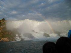 Niagara Falls from the boat