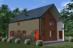 Проект каркасного дома TRUMP 155 кв.м. http://www.ekonia.ru  The project of frame house TRUMP 155m2 vid 2