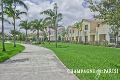 Boca Raton Real Estate - Centra Townhomes for Sale