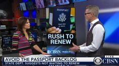 WATCH: How To Master the Coming Passport Logjam