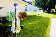 Volksstimme | Aus Petflaschen entstehen Windräder