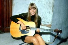 #JoniMitchell - #style #icon of the #1970s - #70s
