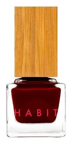 Habit Cosmetics Nail Polish Color 15 Santa Sangre