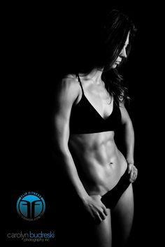 female bodybuilding fitness photo poses  Photo by Carolyn Budreski Photography. Follow me on Facebook: www.Facebook.com/CarolynBudreskiphotography